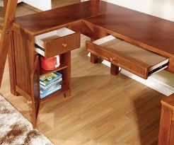 Loft Bedroom Furniture Dutton Loft Bed Oak Cm Bk265 Furniture Of America Kids And