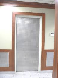 industrial grade fire door rated to hydrocarbon curve and blast resistance