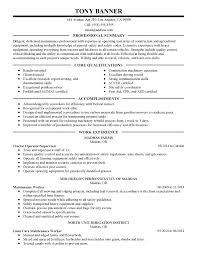 Hvac Technician Resume Examples Choose Sample For Hvac Resume