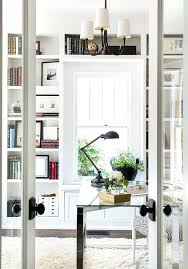 french doors to home office with window seat glass office french doors