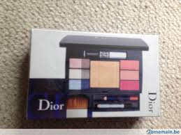 dior travel studio makeup palette collection voyage