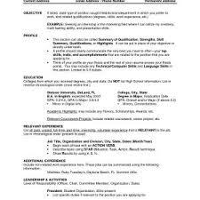 Resume Chronological Order Or Relevance Archives Mchostingplus Com