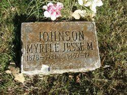 Myrtle Lauri Riggs Johnson (1878-1936) - Find A Grave Memorial