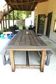 how to build patio how to build a patio extra long outdoor table tables and with how to build patio