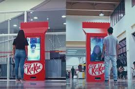 Interactive Vending Machines Cool Digital Buzz Blog Tag Archive Interactive Vending Machines