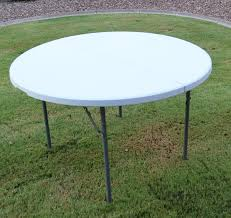 48 inch round folding tables