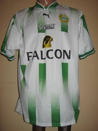 'i have always liked the club and the fans, since then i am impressed. Hammarby Home Football Shirt 2001 2002