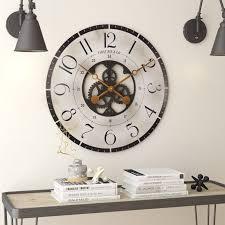 oversized deseret 27 wall clock