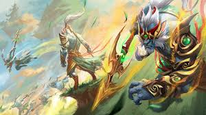 phantom lancer dota 2 inner eye of t wallpaper 10703