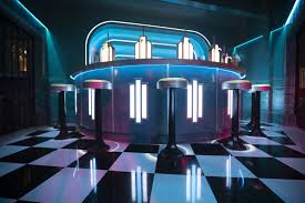 Movie Set Design Companies Inside The Big Colorful Sets Of Cats Architectural Digest