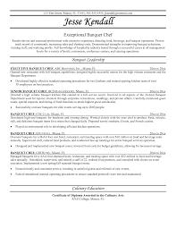 Sample Resume For Cooks Chef Resume Sample Australia Sous Chef