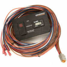 generac 6145 remote harness face plate for diesel rv generators generac remote harness face plate for diesel rv generators