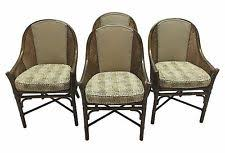 mcguire furniture company laced. mcguire furniture rattan bamboo chairs authentic marked set of four mcguire company laced