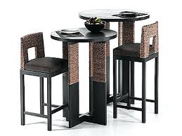 round bar top table large size of living high top table and chairs luxury round bar