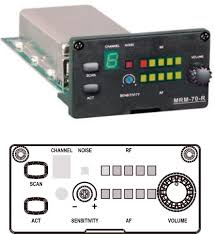 Mipro Act 707 Frequency Chart Mipro Mrm 70 Uhf Diversity Receiver Module Frequency 6a
