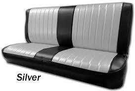 1981 87 fullsize chevy gmc truck gemini bench seat cover