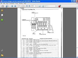 similiar 2008 honda element fuse box diagram keywords honda element fuse box diagram image details
