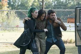 the gifted brought in the new year with an action packed hour that reunited a number of our season one favorites from the mutant underground and the inner