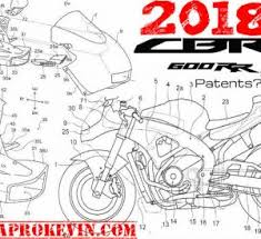 2018 honda vfr. contemporary 2018 new 2018 honda cbr600rr changes on the way cbr patent documents just filedu2026 with honda vfr