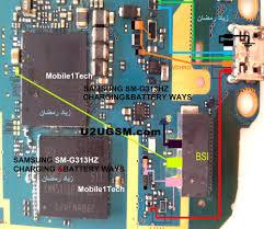 Samsung Galaxy Ace 4 LTE G313 Charging ...