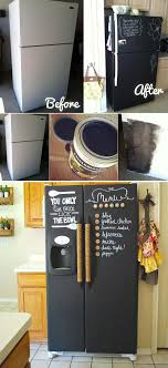 Chalkboard Paint Kitchen 21 Simply Beautiful Ways To Use Chalkboard Paint On A Kitchen