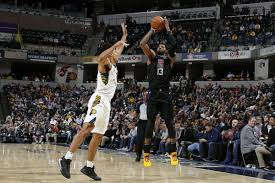 Clippers Nearly Give It Back Before Toppling Pacers 110 99