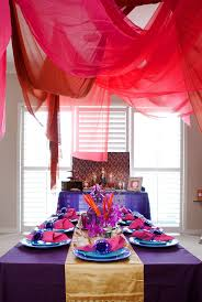 Party Moroccan Style~ use traditional tea set & glasses.