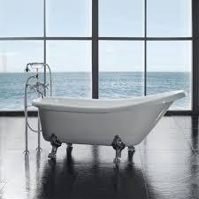 extra deep whirlpool bathtub. lowes clawfoot tub extra deep soaking impressive bathroom with and slipper whirlpool bathtub