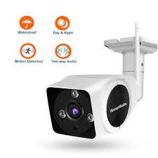 1080 outdoor camera iSmartSafe Best Outdoor Home Security Camera - IP Cameras |