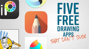 5 Free And Really Good Drawing Painting Apps