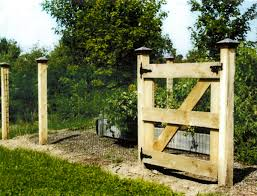 farm fence gate. #F1008 Cedar Board Gate Farm Fence Gate