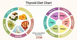 Thyroid Chart Diet Chart For Thyroid Patient Thyroid Diet Chart Chart