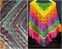 Virus Shawl Crochet Pattern New Virus Shawl Crochet Free Pattern Styles Idea