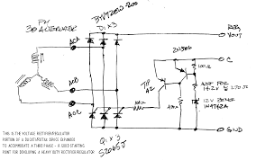 voltage regulator 3 phase regulated \