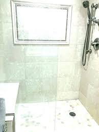 how to clean pebble stone shower floor pebble tile shower floor river pebble tile shower floor