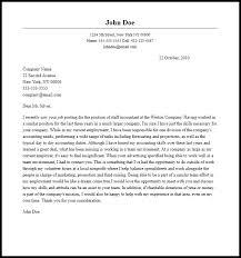 New Career Cover Letter