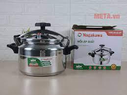 Nồi áp suất Nagakawa NAG1471 (7 lít) - META.vn