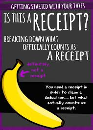 A Receipt Is This A Receipt Breaking Down What Officially Counts As A
