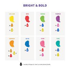 Betty Crocker Gel Food Color Blending Chart Mixing Food Colours Chart Betty Crocker Conversion Chart
