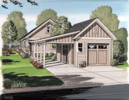 pool house plans with garage. Garage Plan 30505 FamilyHome Com Beautiful Detached Pool House Plans With M
