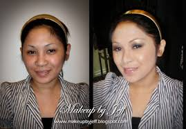 anyway she needed my service as she had to attend a friend s wedding that evening and here are her before after shots