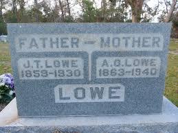 John Thomas Lowe (1859-1930) - Find A Grave Memorial