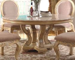 round dining room sets for 4. Round Italian Marble Dining Room Tables With 4 Chairs Sets For