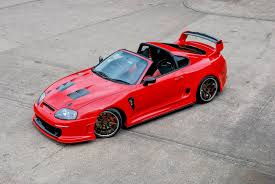 Toyota supra red cars modified wallpaper | 1600x1071 | 882782 ...