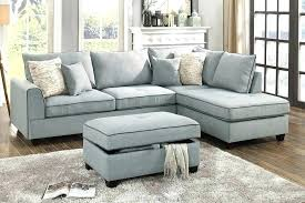reversible couch reversible chaise sectional sofa light grey fabric reversible chaise sectional sofa ottoman set vogue