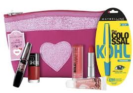 makeup kit alluring beauty screen shot 2016 03 18 at 9 35 45 pm maybelline inslam valentine 39 s gift