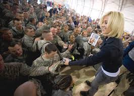 u s department of defense photo essay  american idol contestant and country musician kellie pickler signs autographs for iers dec 17