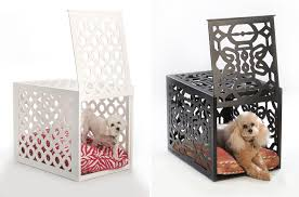 modern dog furniture. Modern Pet Crates And Play Pens From Maricela Sanchez Dog Milk In Inspirations 2 Furniture