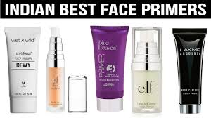 top 5 best face primers in india with 2019