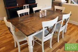 french country table farmhouse table